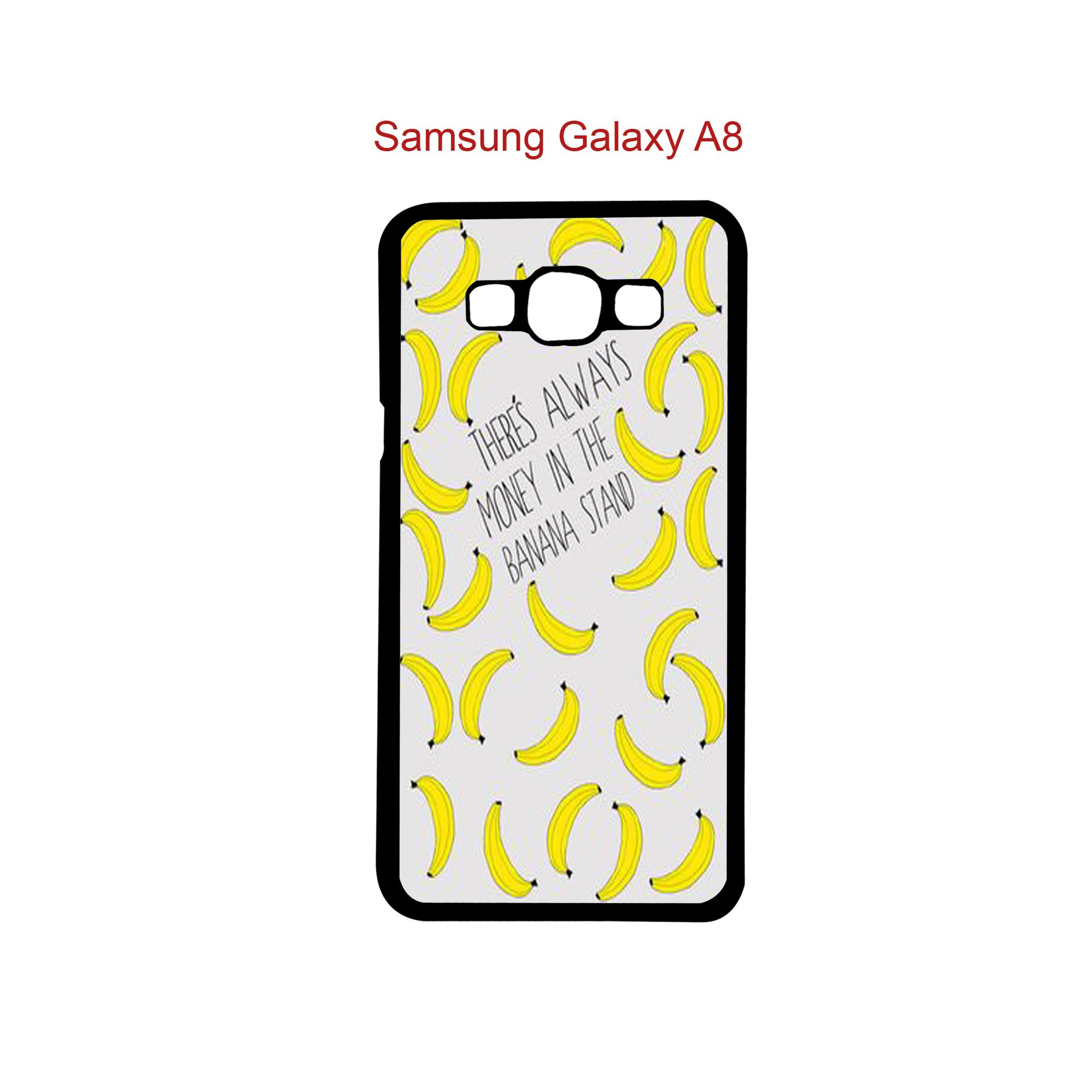 Rajamurah fasion printing case Samsung A8 - 17