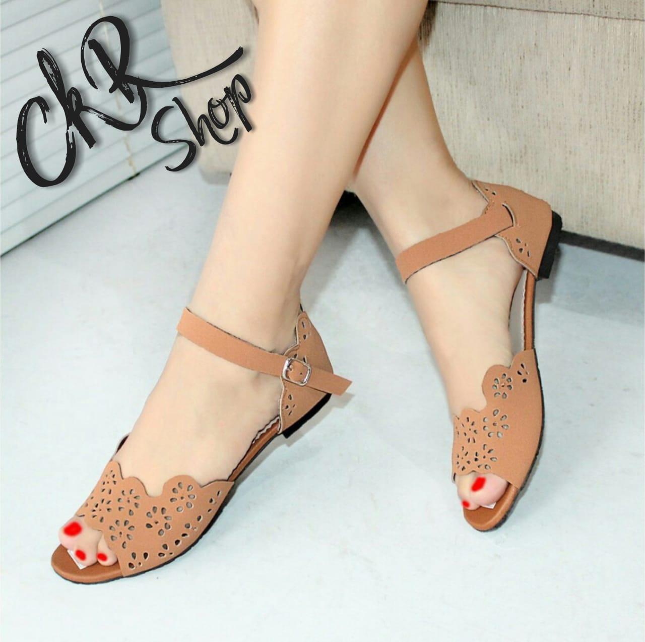 9f3392eb079 CKR Shop - Sandal Wanita Flat AS - 03