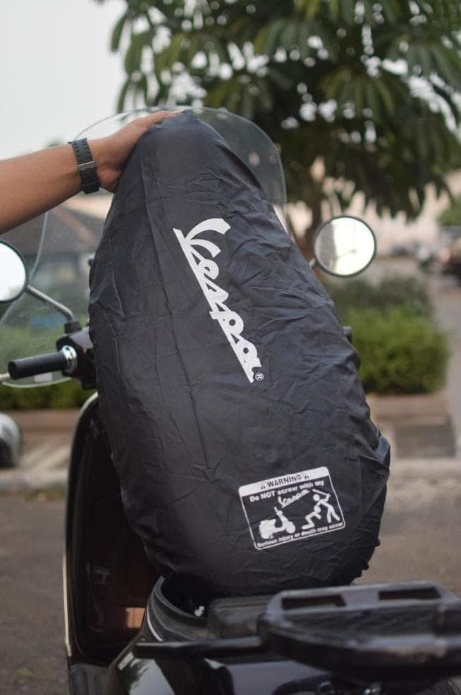 Promo Cover/Sarung  Jok Vespa Lx S Primavera Sprint Gt Gtx Px Limited ||| JOK motor anak | sarung|