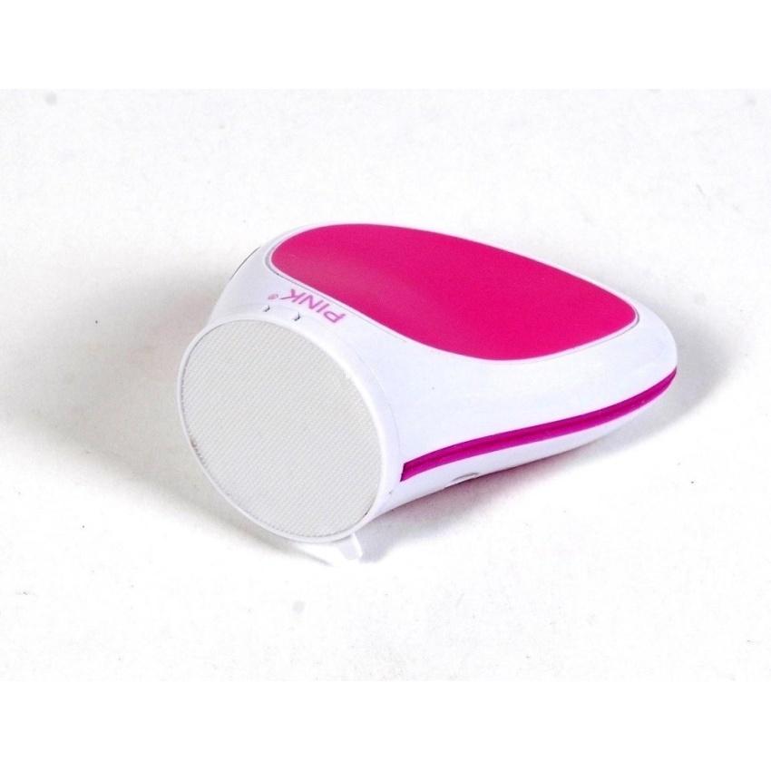 Pijatan dari Pink Skiner Beauty Set selain berfungsi untuk membersihkan wajah, juga bisa untuk mengencangkan kulit wajah, sehinggan kulit wajah akan tampak ...