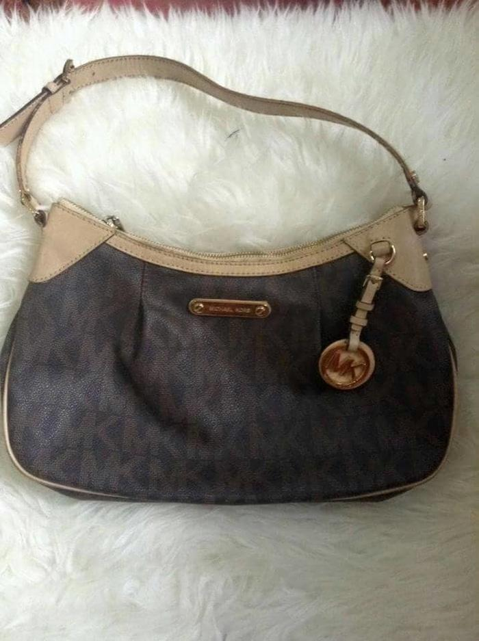 HARGA SPESIAL!!! SOLD Tas seken / second Michael kors authentic - 9MzusG