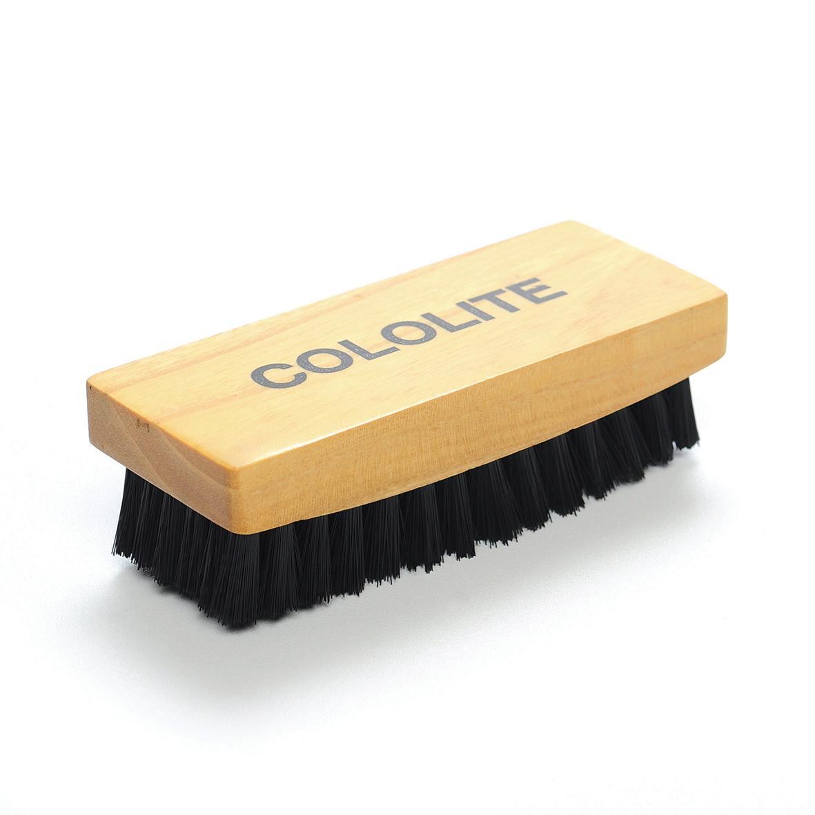 Shoe Brush Sikat Semir Sepatu Kayu