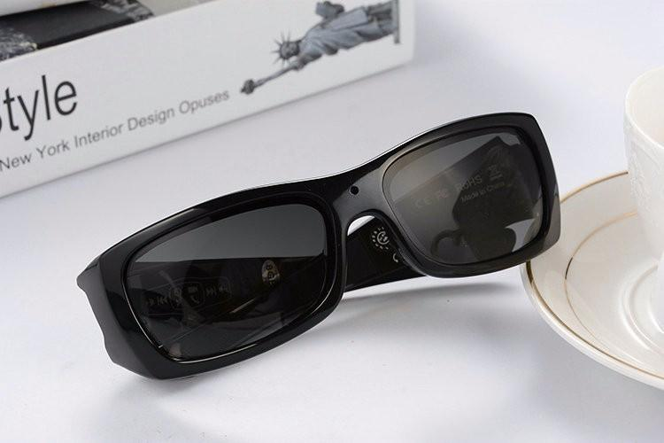 Fashion Versi Pembaruan DV Kacamata Pintar Bluetooth Headset Stereo Polaried Olahraga Kamera Video Digital Kamera HD Kacamata Hitam