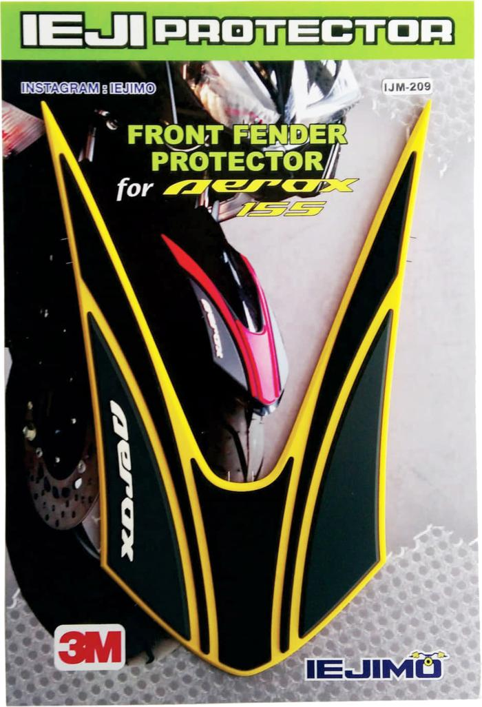 Front Fender Protector Yamaha Aerox - Aksesoris Spakbor