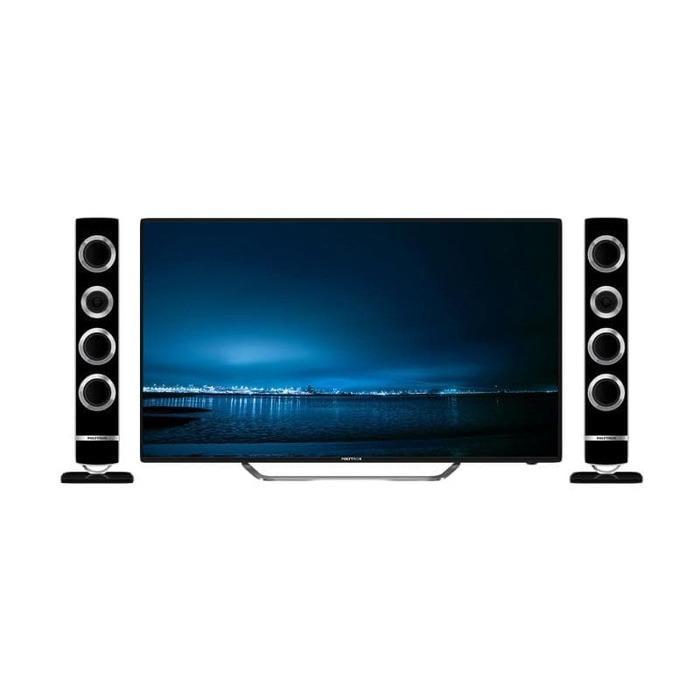 POLYTRON PLD 43TS866 Digital TV [Bluetooth] Garansi 5 tahun