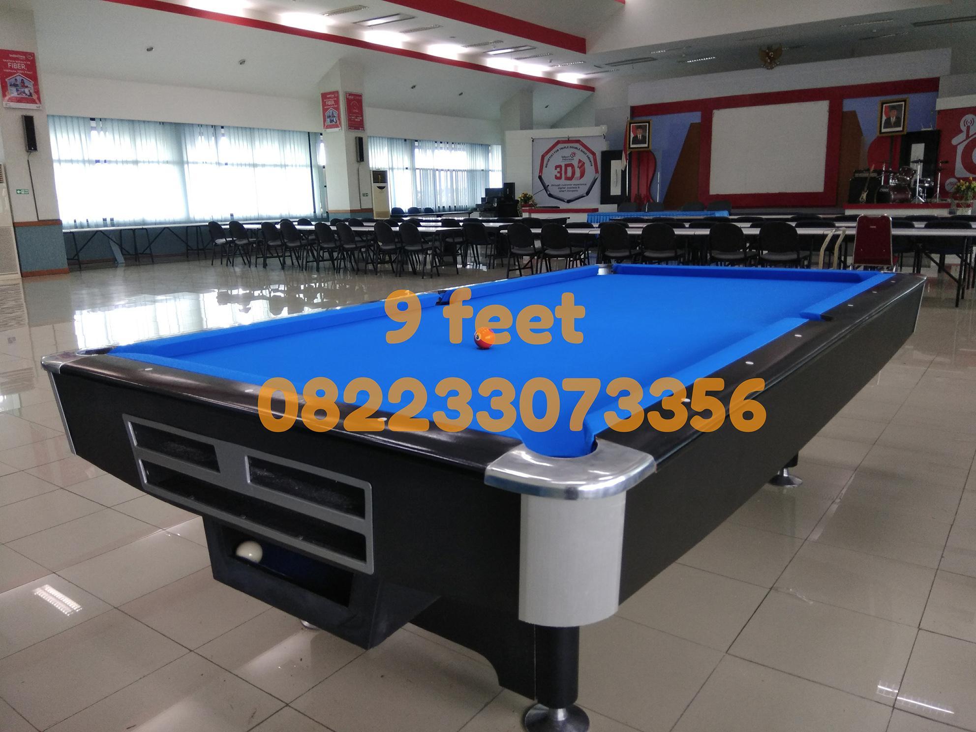 Billiard 9 Feet Surabaya