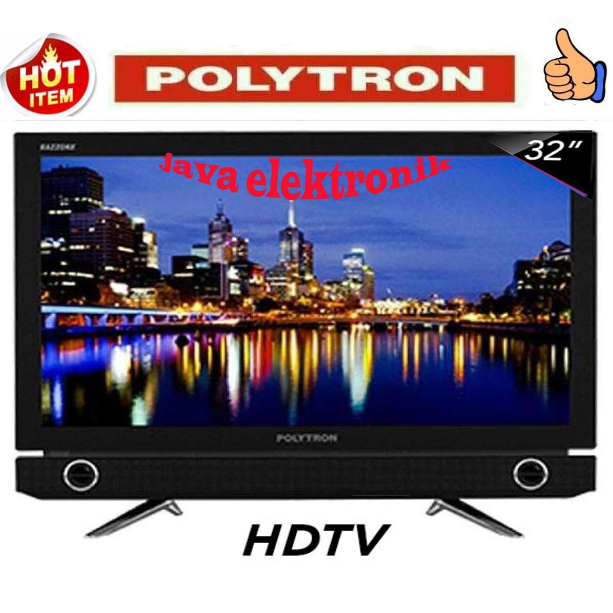 POLYTRON LED TV 32 Inch HD - PLD32D9501 garansi resmi