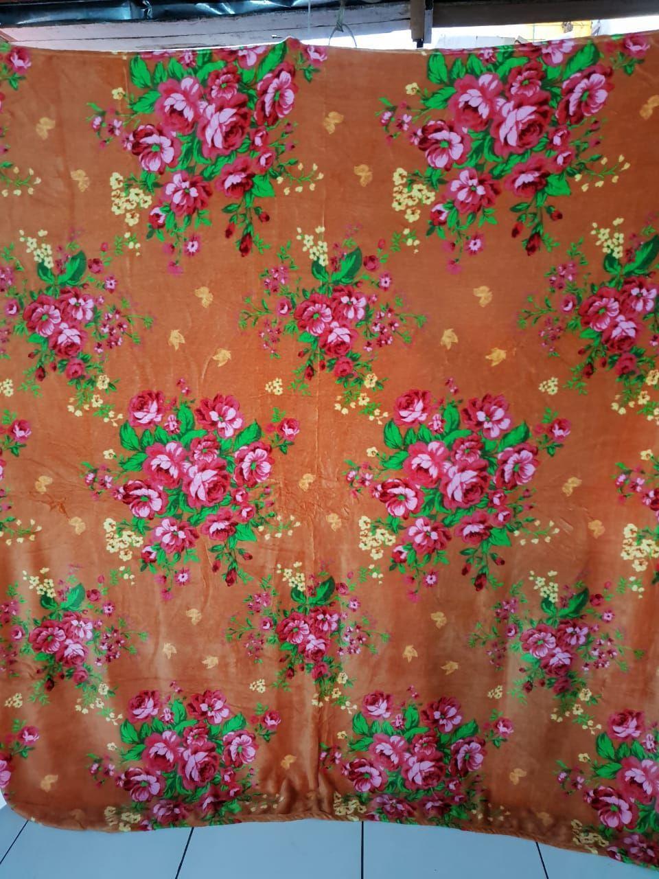 Buy Sell Cheapest Merak Bulu 180x180 Best Quality Product Deals Selimut Dewasa 180x200 White Flower Uk 180 X 200 Cm