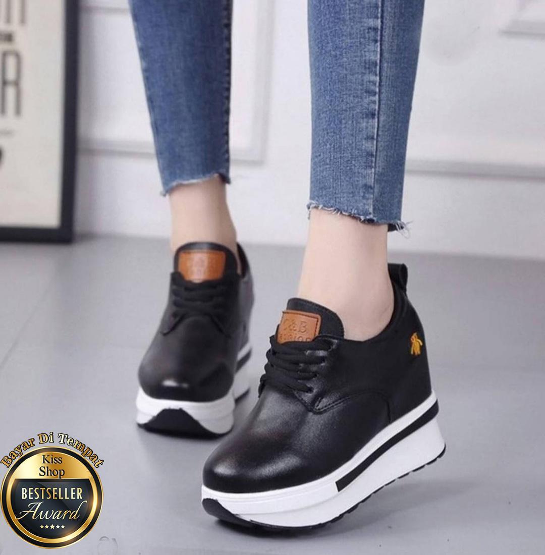 Kiss Shop Sepatu Wedges Gg Tali - Daftar Harga Terlengkap Indonesia 44ec018514