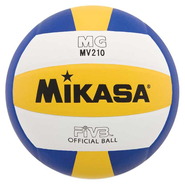Mikasa Bola Voli MG MV210 Volly FIVB Volley Ball Size 5 Volleyball Volli  Sport MV 210 b932c393e9