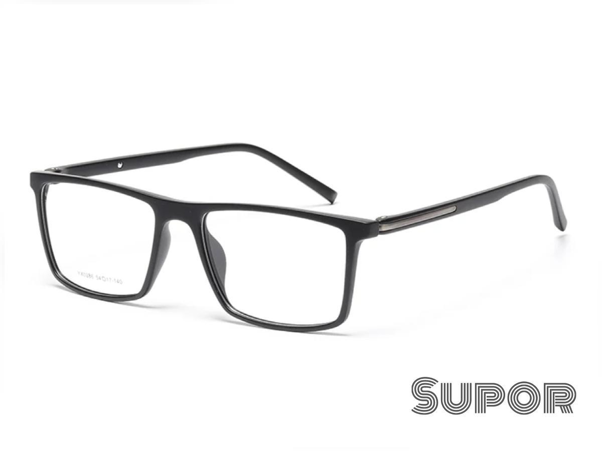 Kacamata Korea FF41 ORIGINAL Black Full Frame Kaca mata Minus Pria