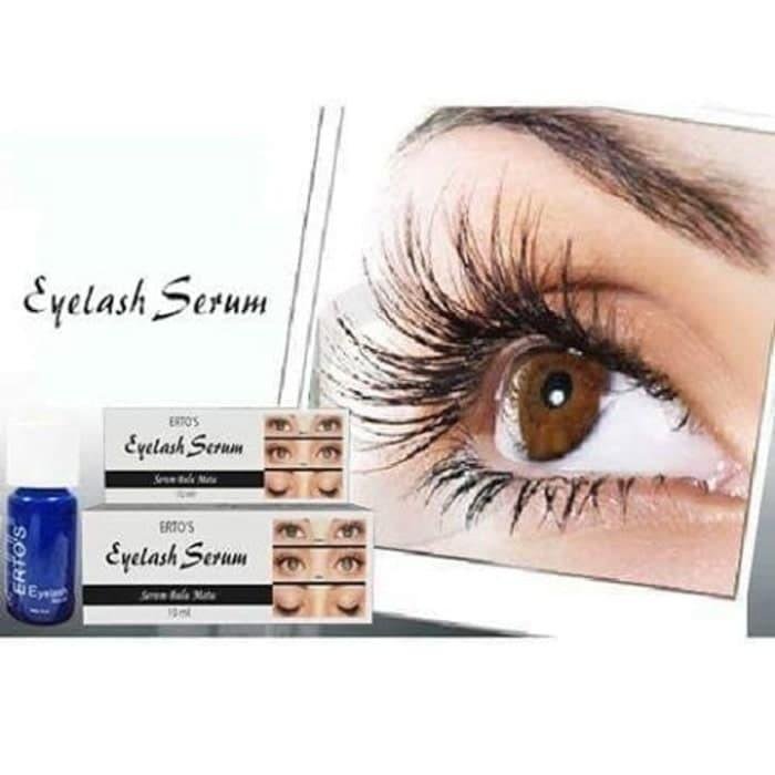 ... ERTOS PELENTIK BULU MATA ORIGINAL BPOM Ertos eyelash Serum