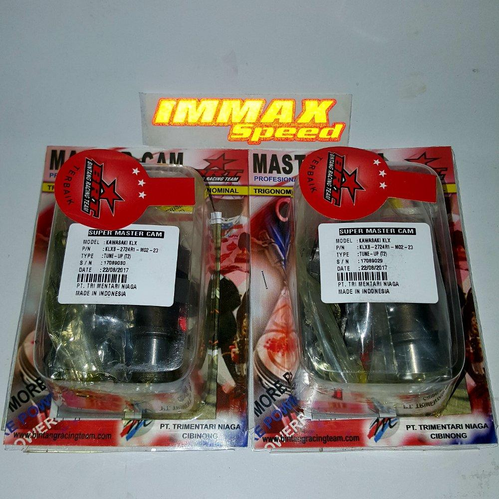 BRT Super Master Cam Shaft Dtracket KLX 150 T2 RRA Templar P