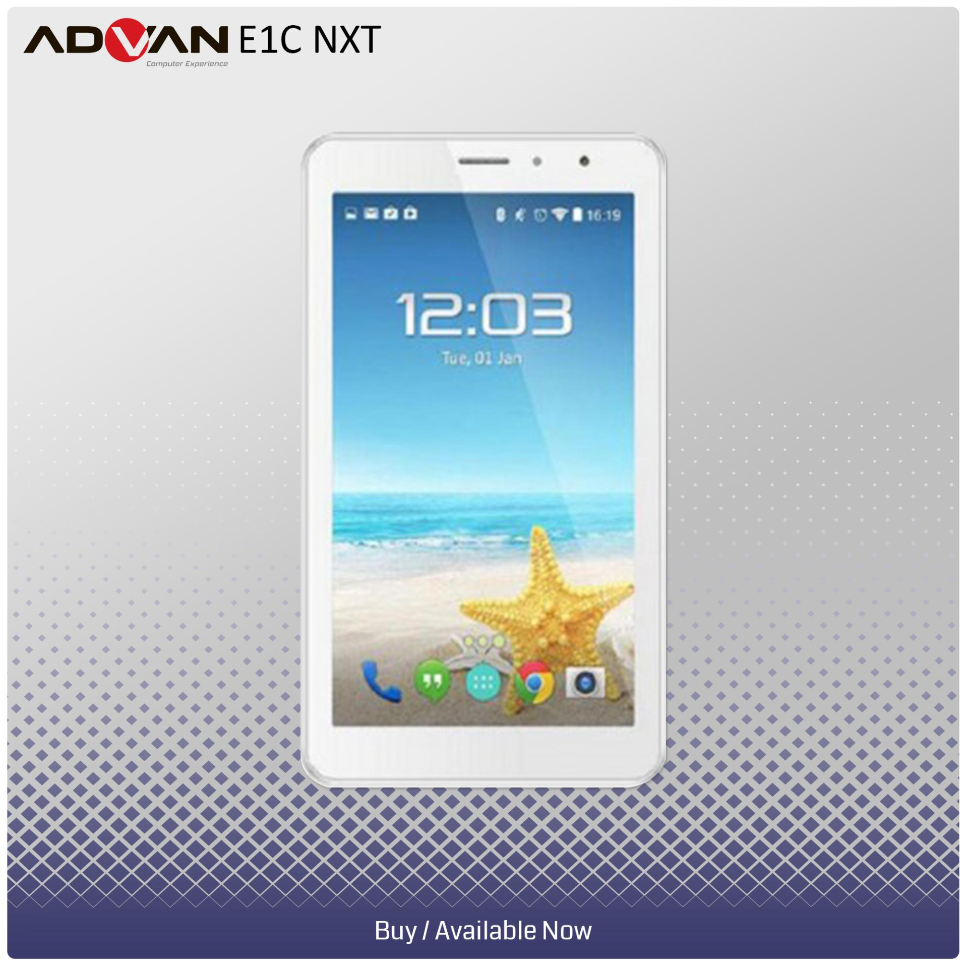 Buy Sell Cheapest Advan Tablet Best Quality Product Deals I7 Play Fast Quadcore 4g Lte Ram 1gb Vandroid E1c Nxt Dual Sim Android Nougat 70