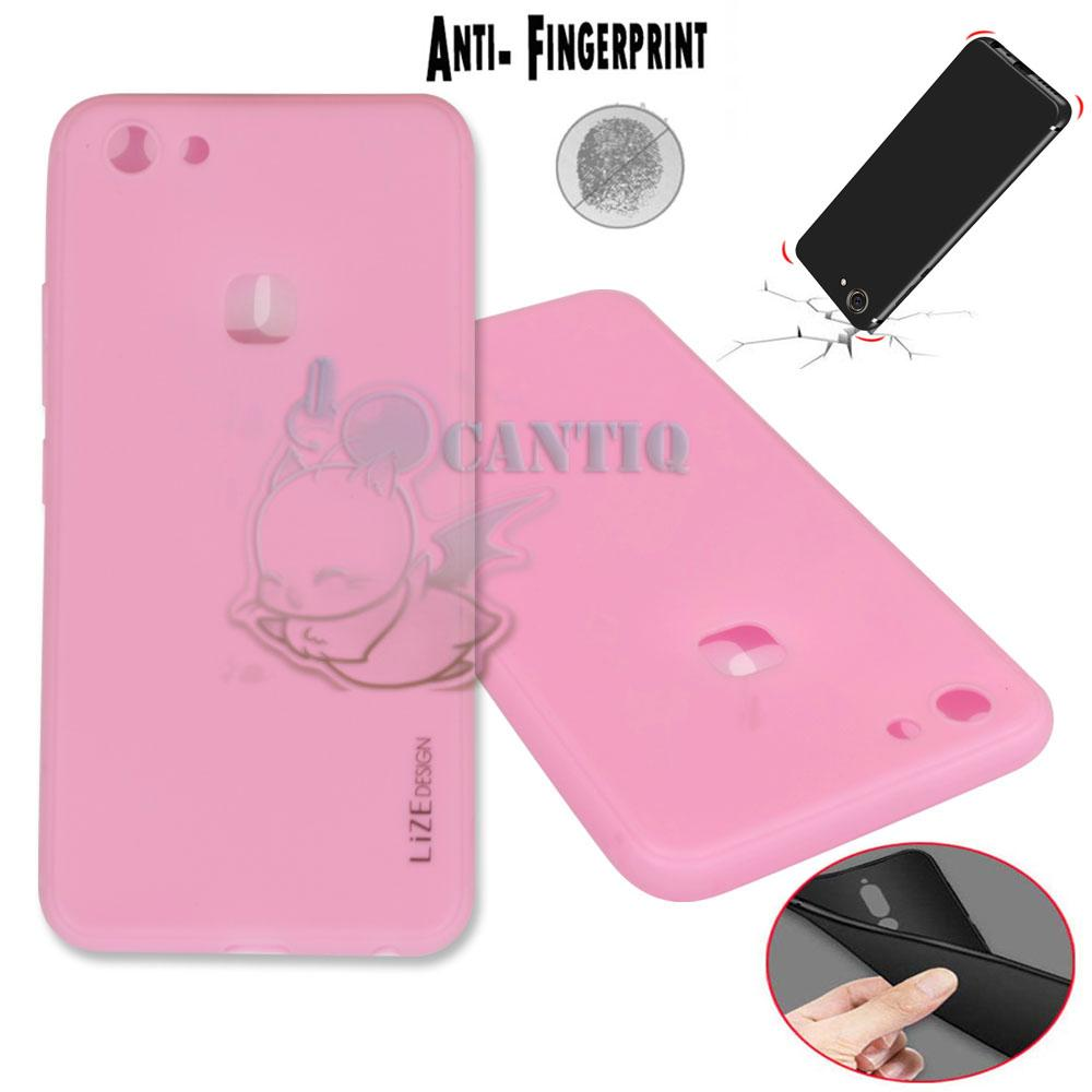 Lize Soft Case Vivo Y83 Ukuran 6.22inch Softshell / Soft Case Matte Lize / Jelly Case / Soft Back Case Slim Mate / Silicone Vivo Y83 / Silikon Vivo Y83 ...