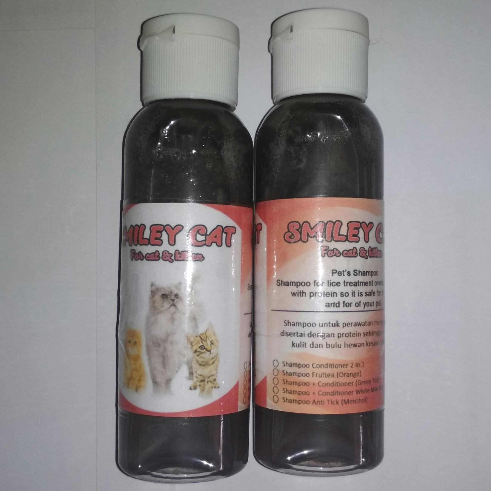 Jual Sampo Kucing Terbaik Shampo Anti Kutu Lice Shampoo Dan Anjing Jamur 100 Ml Wangi Asian Flowers