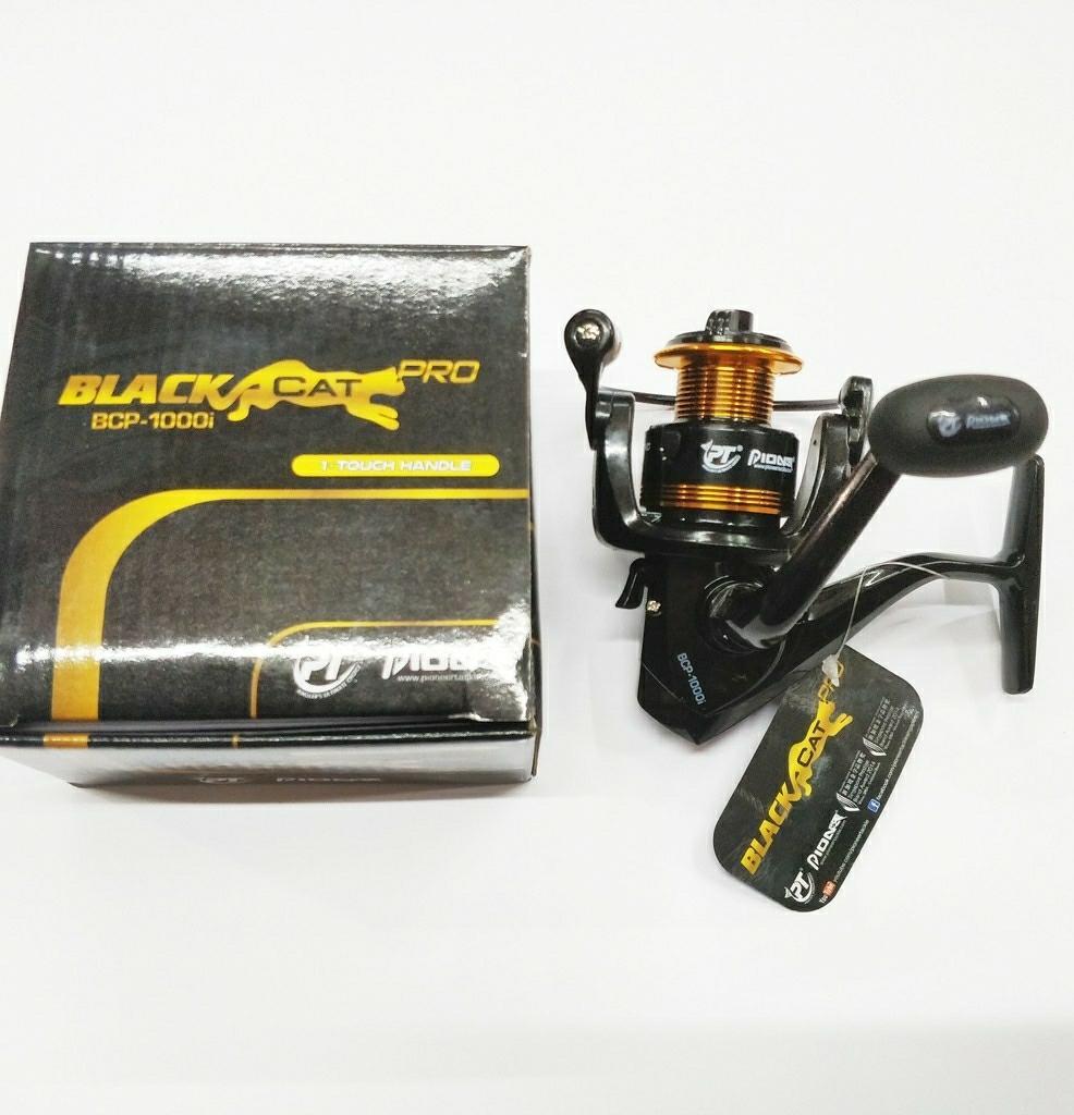 Reel Pancing pioneer blackcat 1000 murah laris Semarang