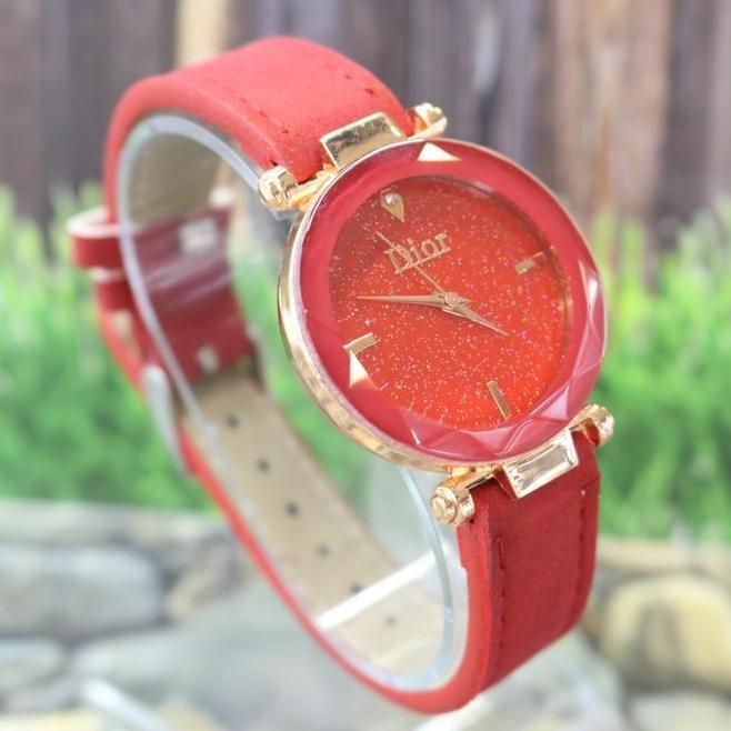 Jam tangan fashion wanita Dior