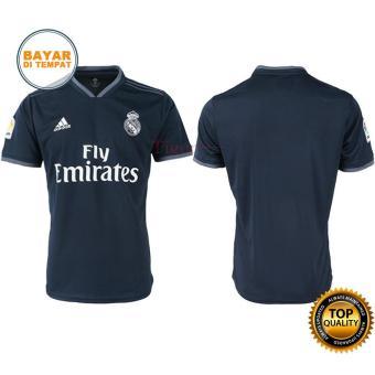 Pencarian Termurah Jersey Real Madrid Terbaru // Fashion Pria T-Shirt Footbaal // Baju Olah Raga - PM2902 harga penawaran - Hanya Rp102.750