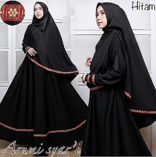 VEIS Arumi Syari - Gamis / Fashion Muslim / Dress Muslimah