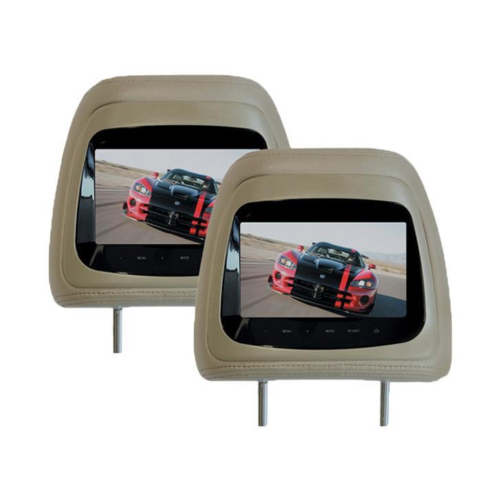 AVT HM 7088 - Headrest Monitor
