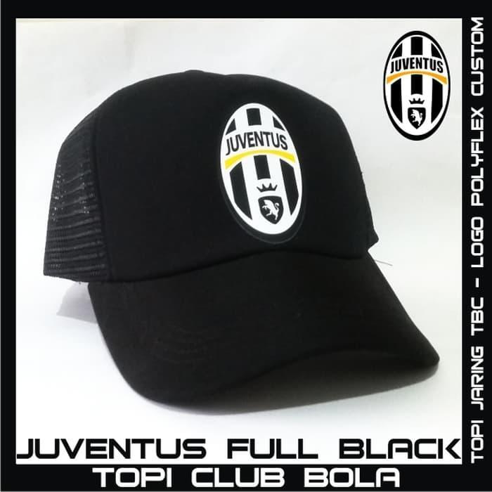 Topi Kupluk Beanie Hat Dewasa Polos Tebal Wikie Cloud Design Ideas Source · Topi Bola Juventus Full Hitam ready stock