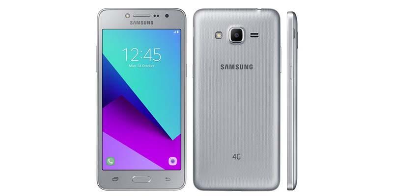 Samsung Galaxy J2 Prime - Silver
