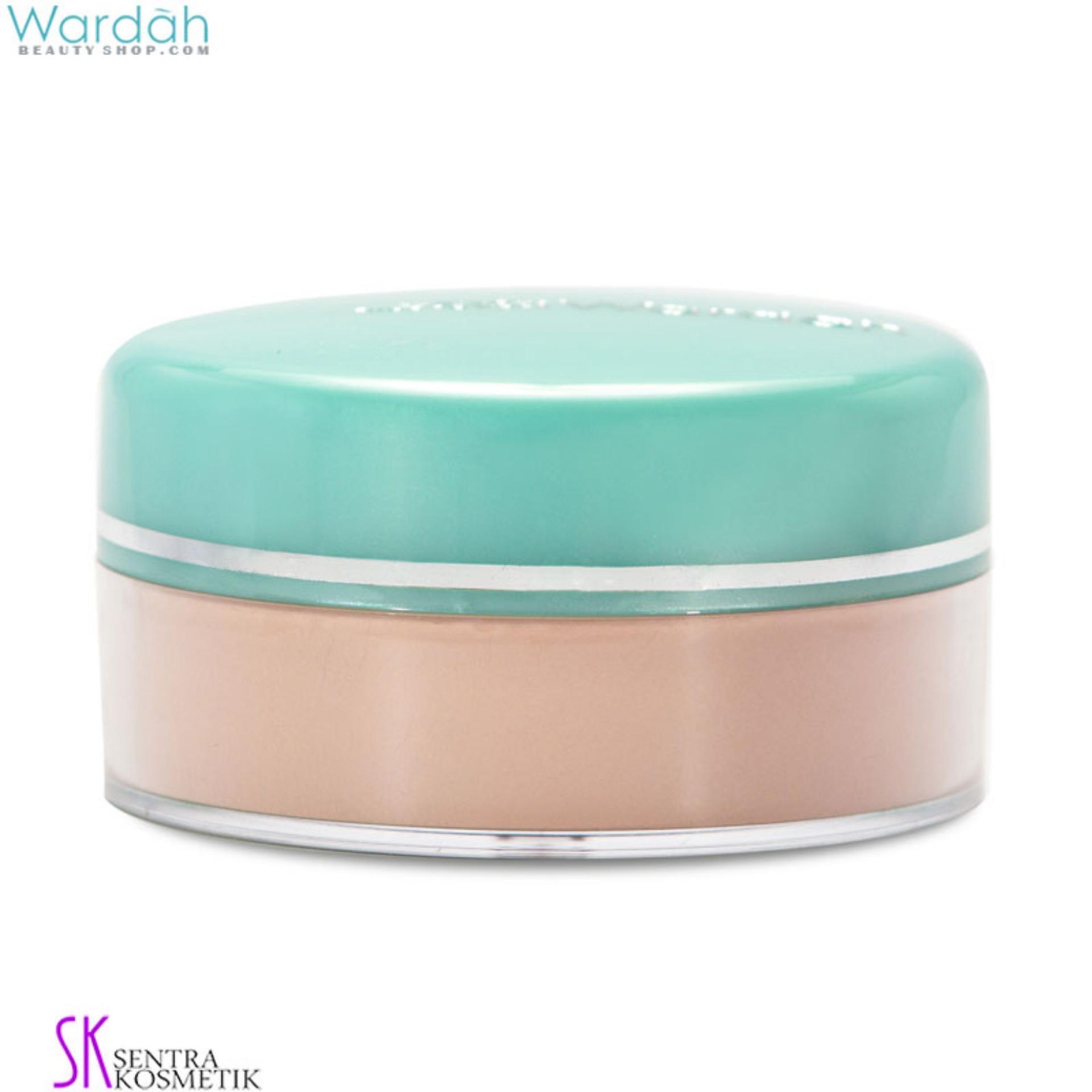 Wardah Everyday Luminous Face Powder 04 - Natural