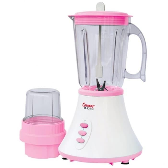 New Arrival Indoshopi Blender Cosmos CB 721 G (Kaca/Glass) - Blender juice Low Price!