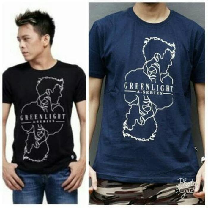 33 A-Series Siluet T-shirt GRLT Ariel / Kaos Baju Greenlight Ariel - ms1xKu