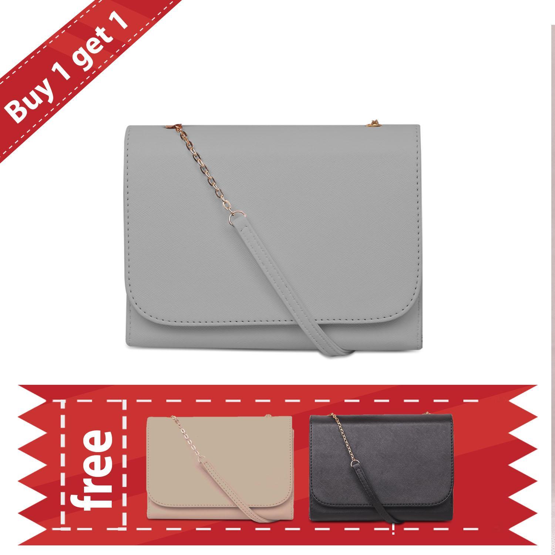 Tas Selempang Badan Wanita Terbaik  Cewek Tangan Cantik Buy 1 Get Hm Pesta Shoulder Bag