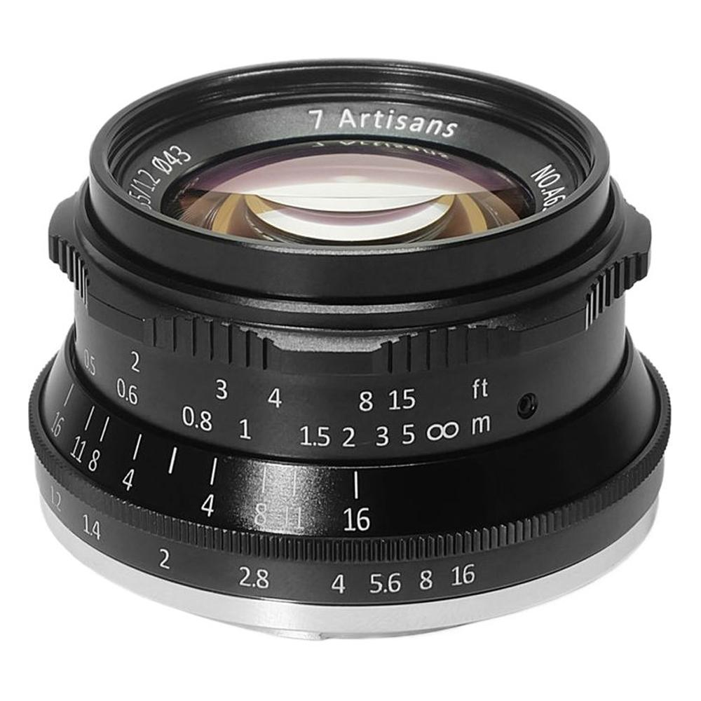 7artisans Photoelectric 35mm f/1.2 Lens for Canon EF-M
