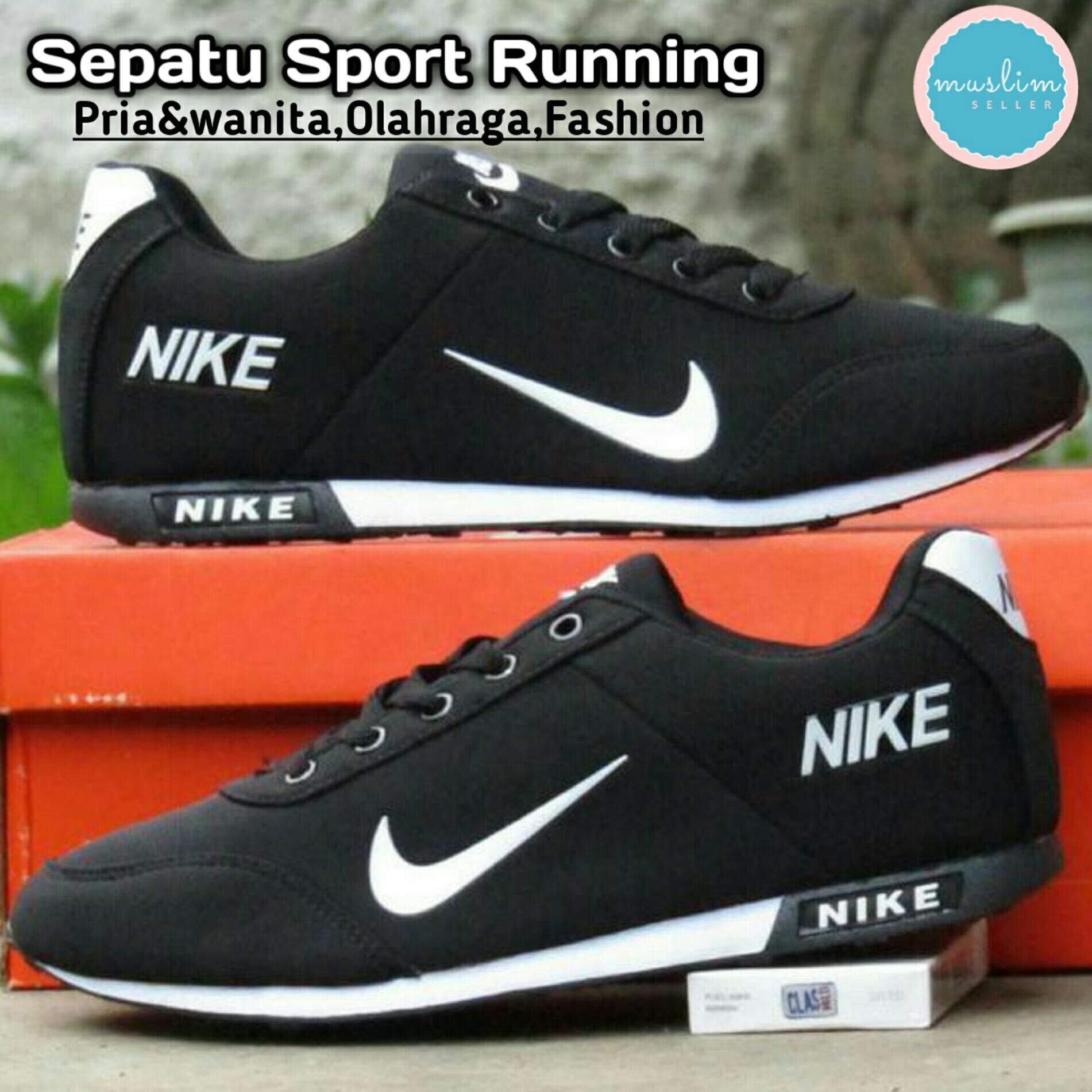 Jual Sepatu Sport Olah Murah Garansi Dan Berkualitas Id Store Hrcn Olahraga Running  Pria Brown Rp 0cb41e9772