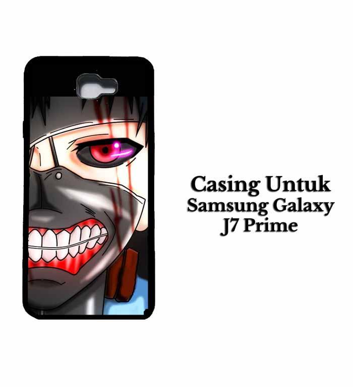 Casing SAMSUNG J7 PRIME ken kaneki mas 2 Hardcase Custom Case Se7enstores