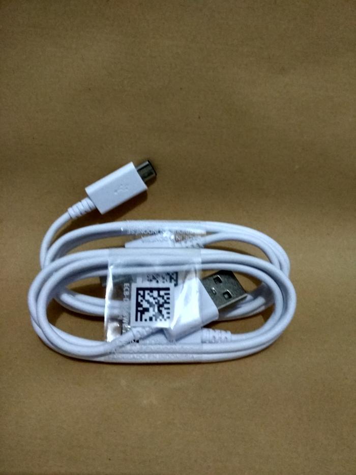 Bayar Di Tempat / Kabel Data Samsung J3 J5 Original 100% Asli Bawaan Hp Madein Indonesia