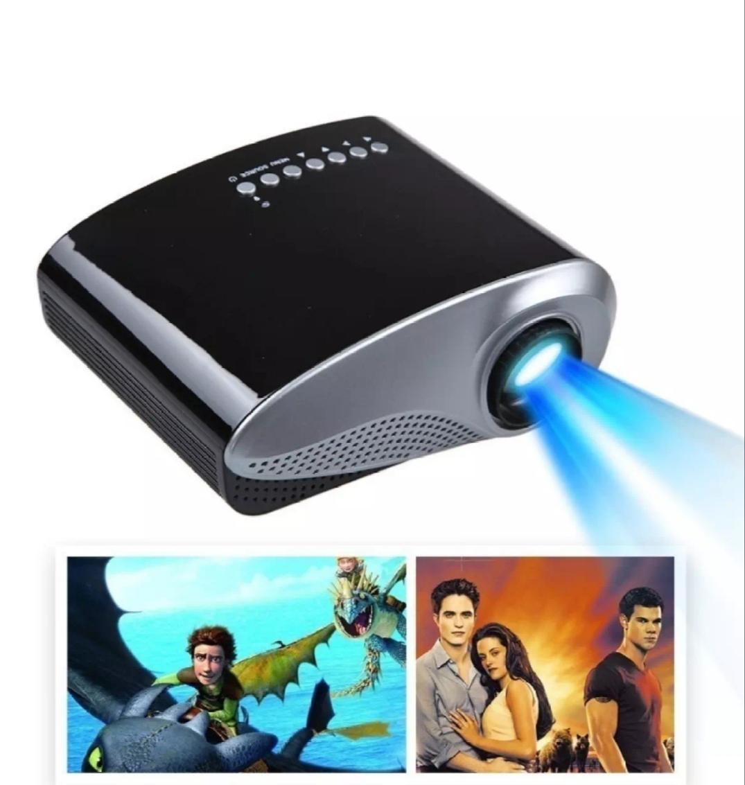 Infocus Cus Projector In224 Svga Hdmi Mini Home Multimedia Cinema Led Hd 1080 P 1200 Lumens Support Av Composite