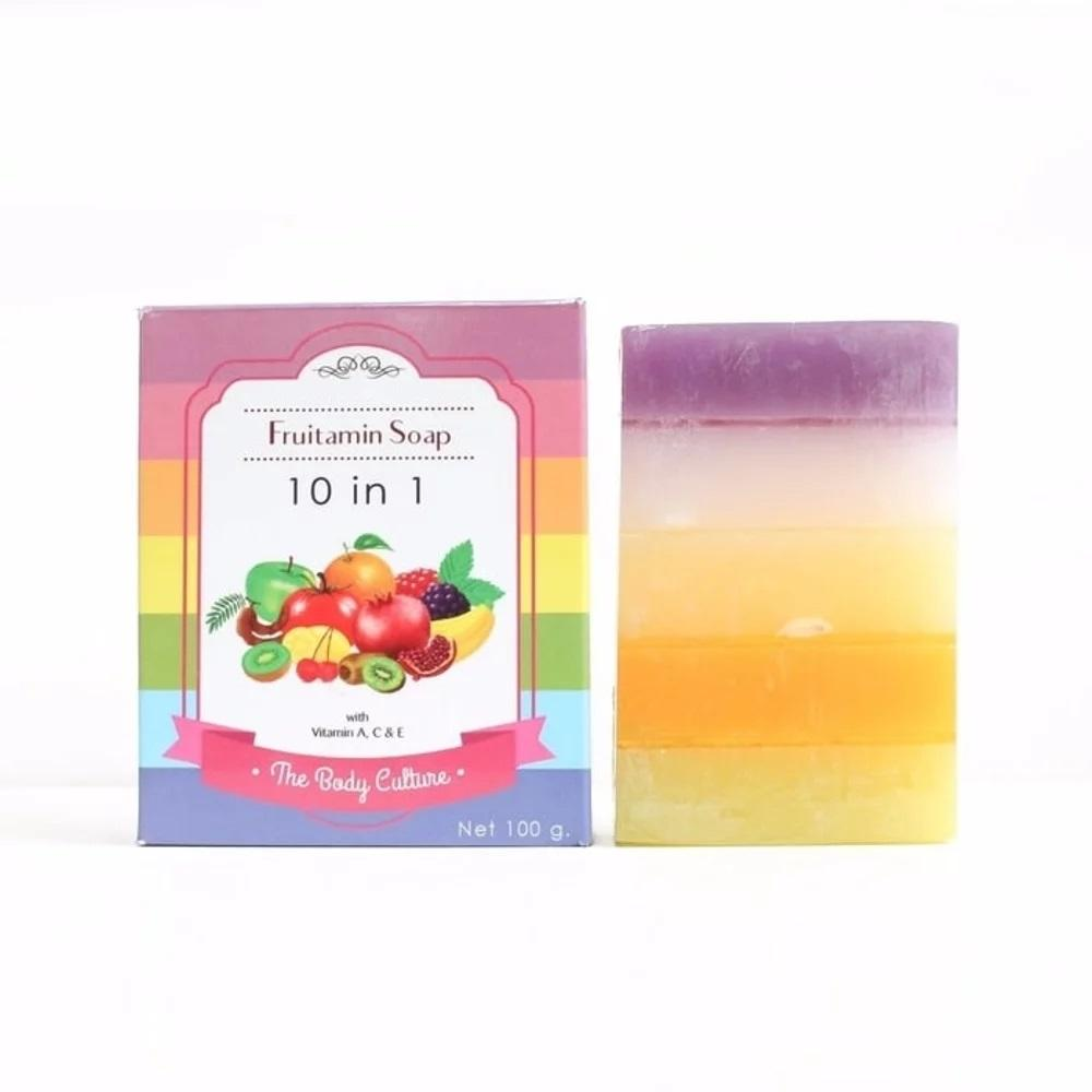 Trixie Body Soap Sabun Mandi Badan Buah Anggur Daftar Harga Tazzka Sereh Shoap Fruitamin 10in1 The Culture Bpom