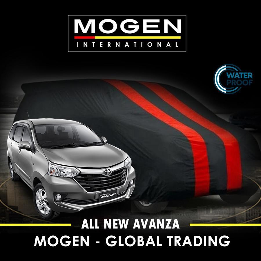 Cover Mobil / Penutup Mobil ALL NEW AVANZA Waterproof / Sarung Mobil Premium