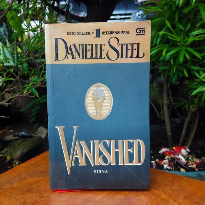 TERBARU!!!! Novel Vanished (Danielle Steel) - Bekas