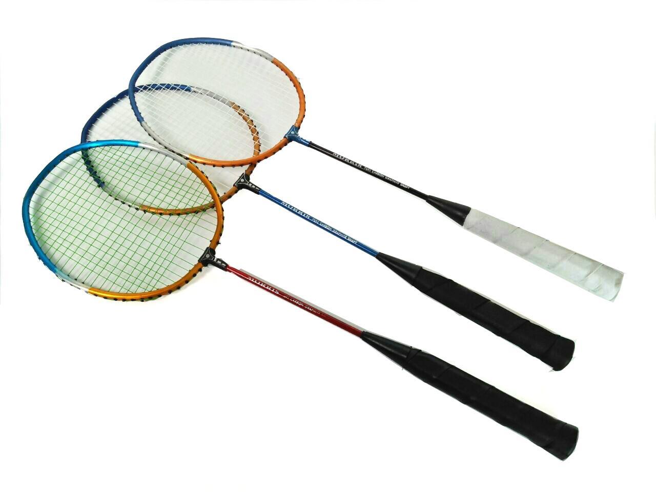 2 Pcs (sepasang) Raket Badminton Bulutangkis By Toys Festival.