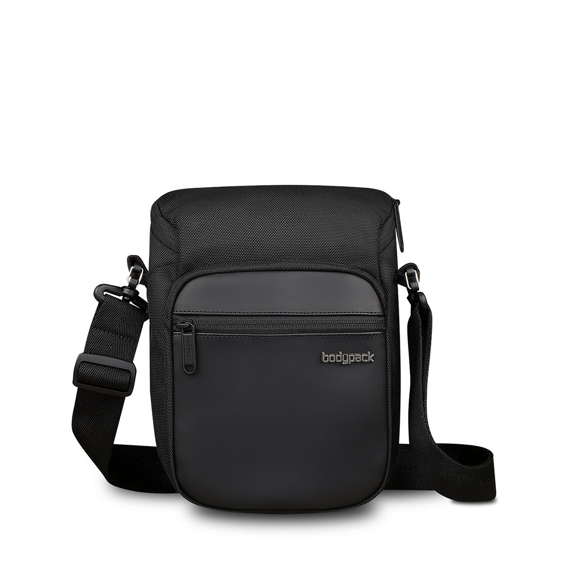 Bodypack Shuttle Travel Pouch - Black a225a1f174