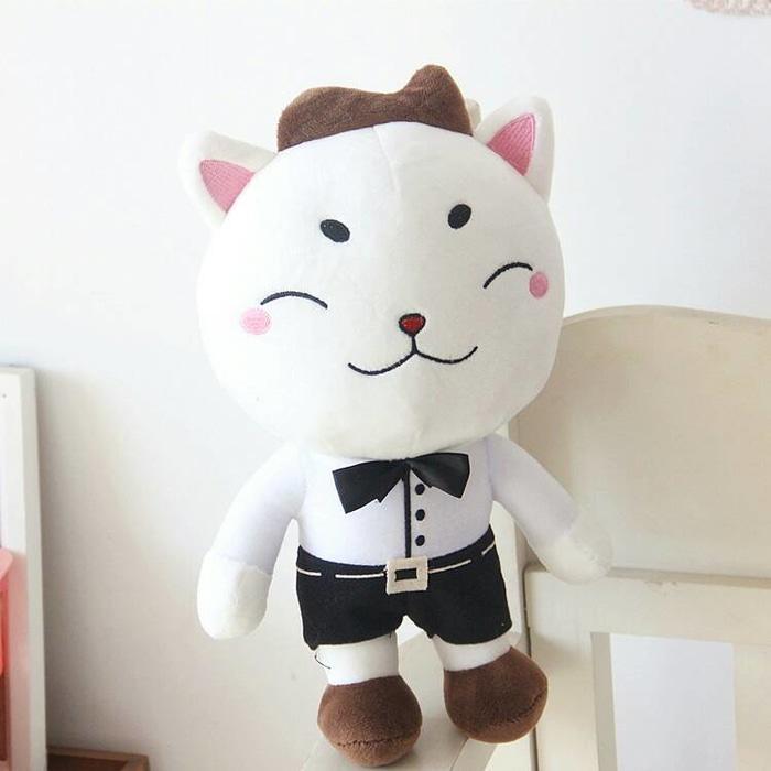 Boneka Drama Korea Goblin - Yu Deok Hwa Atau Tricat - Hyd2Mi