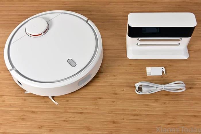 Xiaomi Mi Robot Vacuum Cleaner Terlaris di Lazada