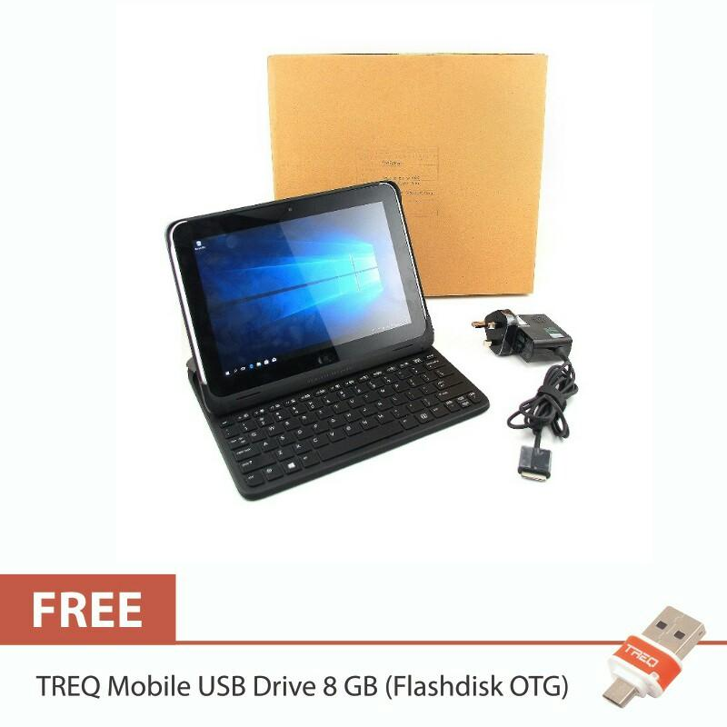 HP ElitePad 900G [LAPTOP 2 IN 1] INTEL ATOM Z2760  Windows 8 Ori  32 GB EMMC  RAM 2GB  LAYAR 10,1 INC TOUCHSCREEN