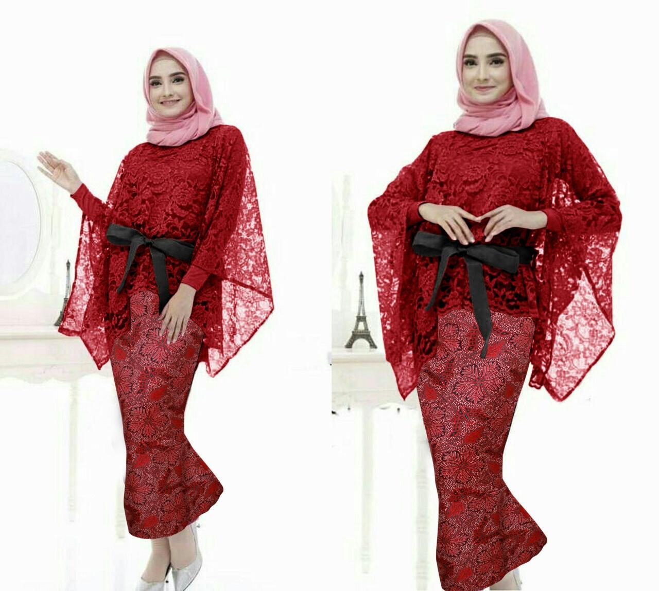List Harga Hijab Style In Jeans Termurah Web Jual 1 Baju Setelan Jc Kebaya 3in1 Nafa Batik Atasan Brukat Rok Prada