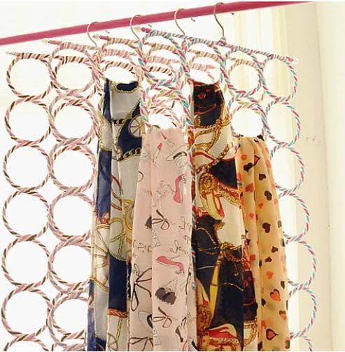 SYAL HANGER / Hanger unik untuk gantung jilbab / Gantungan Baju Indoor Hanger baju / Hanger Baju / Baju Kaos / Baju Dalam / Gantungan Kemeja Polos / Kemeja Warna / Gantungan Aman dan Praktis TIdak Makan Ruang
