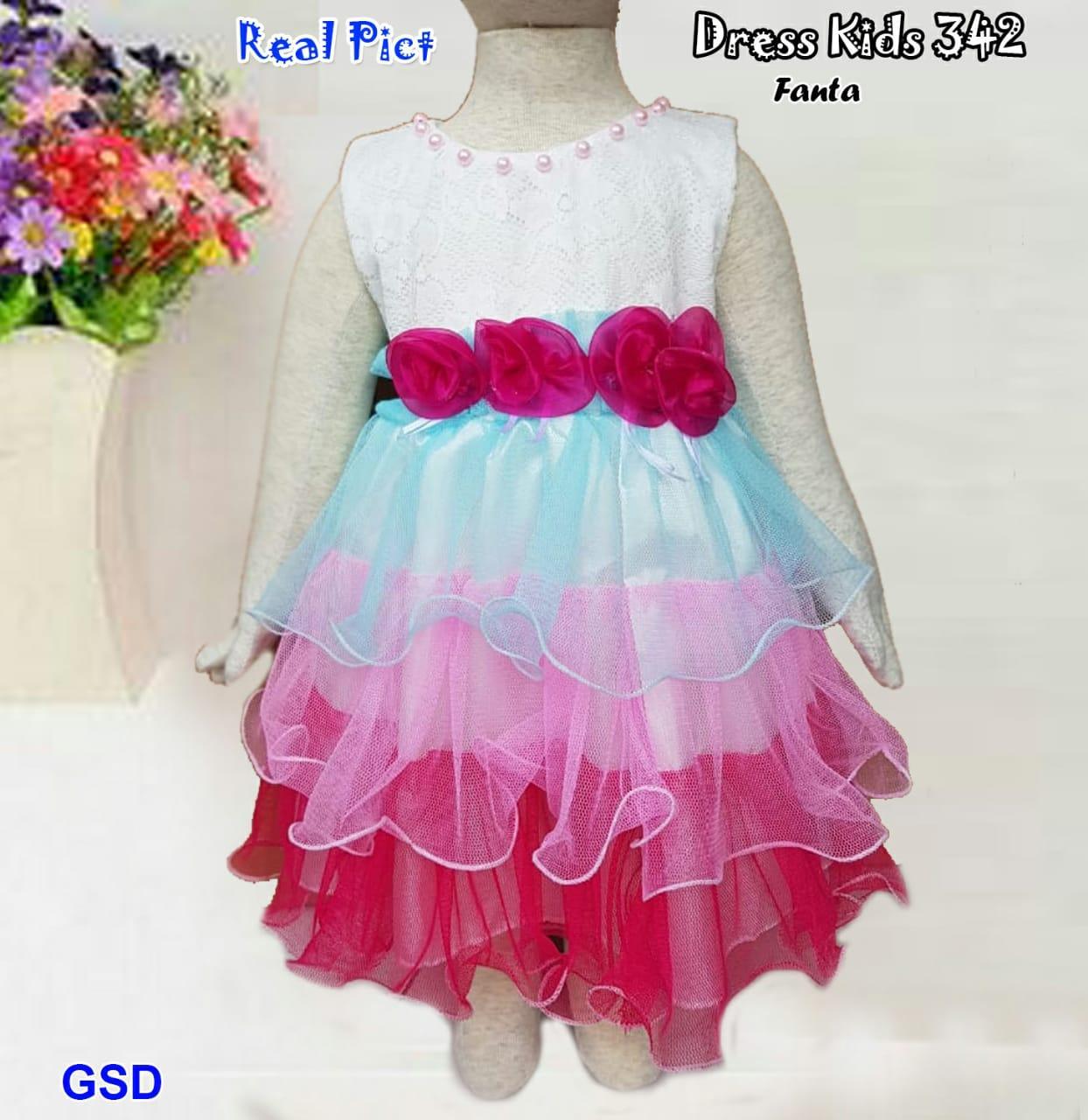 umur 1 - 2 tahun PANCA INDAH/Dress Gaun Pe. Source .