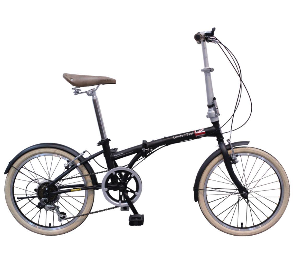 Sepeda Lipat / Folding Bike London Taxi 20 inch