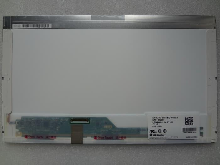 TERLARIS LCD LED 14.0 Asus A42 A42J A42F A43 A43E A43S A43SJ K42 K42J X44H PROMO