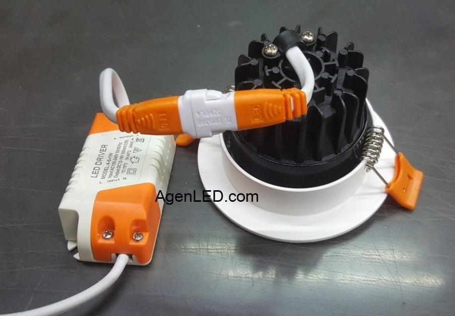 FOXLED Lampu Spot Downlight LED Spotlight 5W 5 w 5 watt (High Quality)